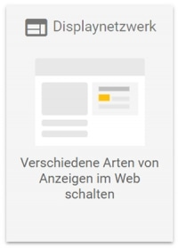 Google Adwords Display