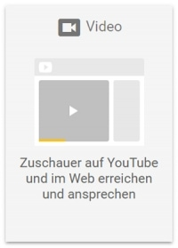 Google Ads Betreuung Video