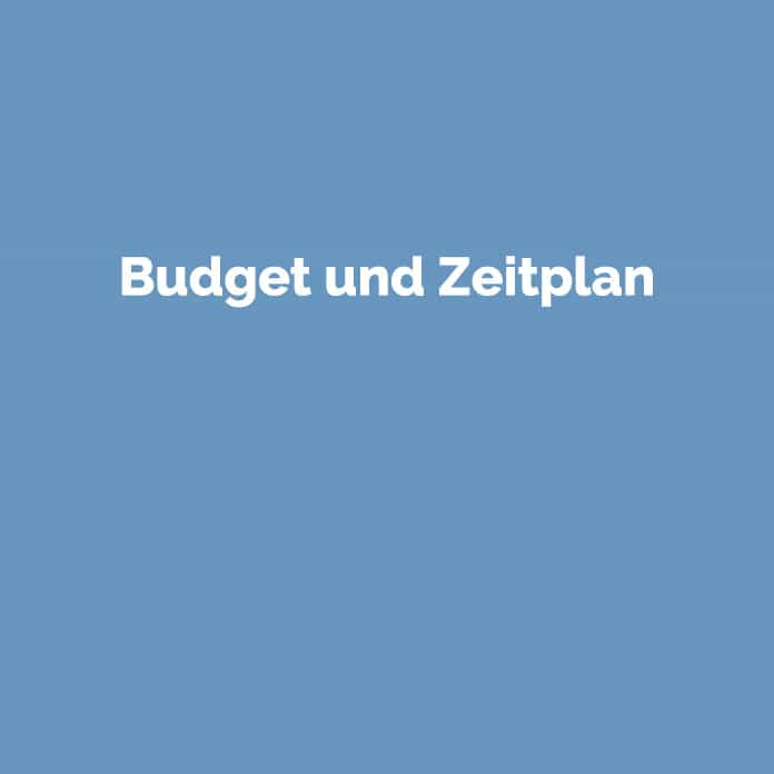 Budget und Zeitplan | Online Marketing Agentur für SEO & SEA | perfecttraffic.de
