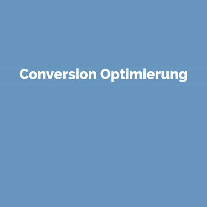 Conversion Optimierung | Online Glossar | perfecttraffic.de