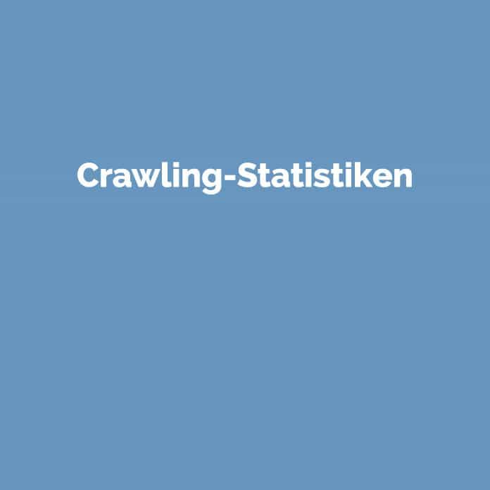 Crawling-Statistiken | Online Glossar | perfecttraffic.de