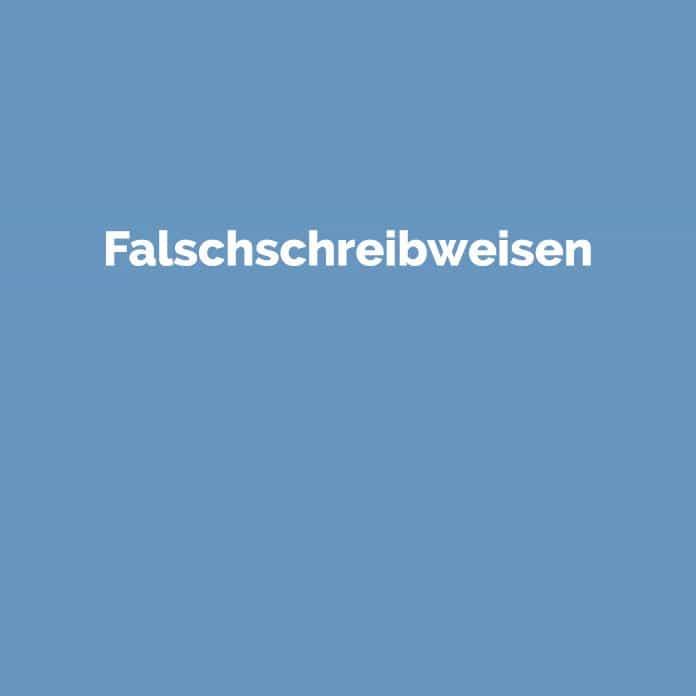 Falschschreibweisen | Online Marketing Agentur für SEO & SEA | perfecttraffic.de