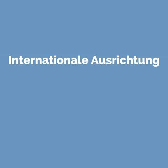 Internationale Ausrichtung | Online Marketing Glossar | perfecttraffic.de