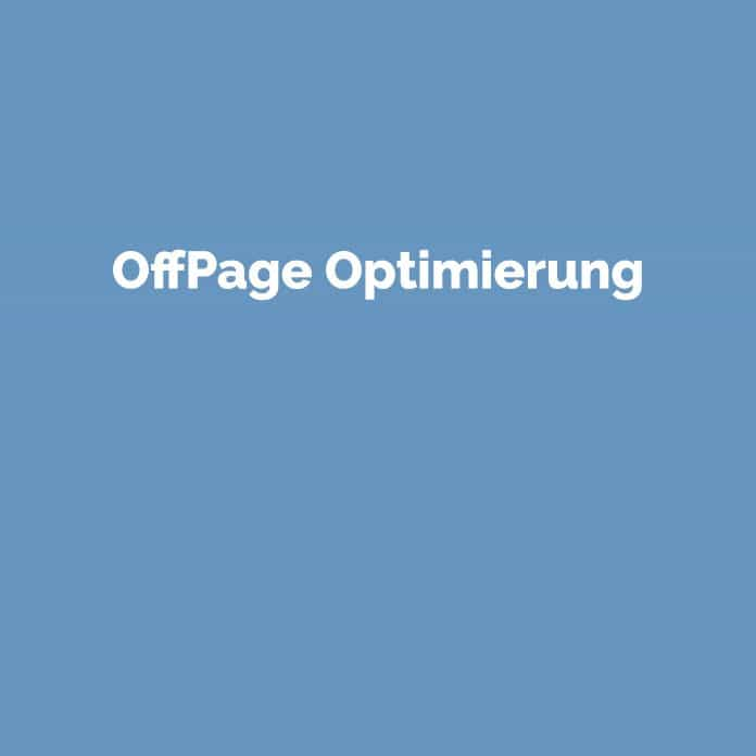 OffPage Optimierung | Online Glossar | perfecttraffic.de
