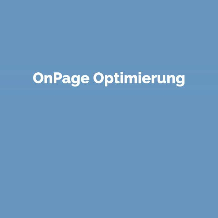 OnPage Optimierung | Online Marketing Glossar | perfecttraffic.de