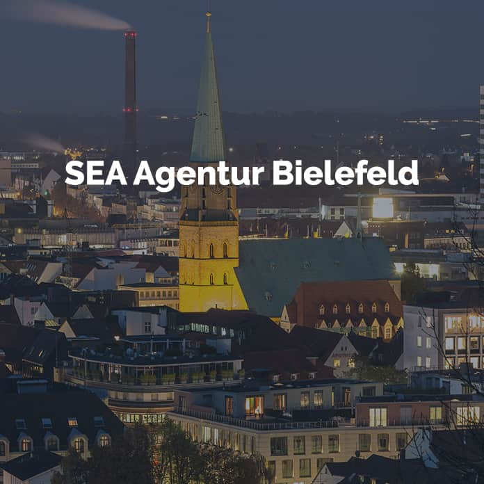 SEA Agentur Bielefeld - Google Ads & Bing Ads | perfecttraffic.de