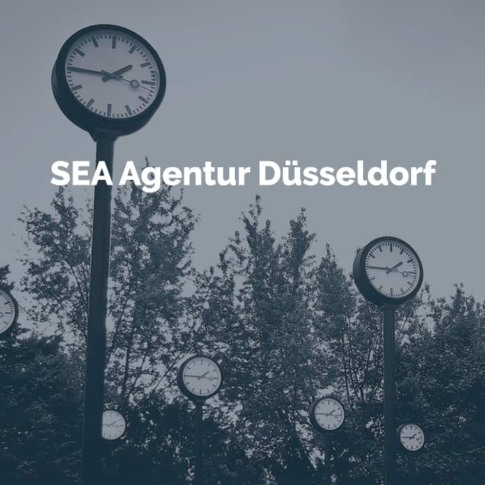 SEA Agentur Düsseldorf - Google Ads & Bing Ads| perfecttraffic.de