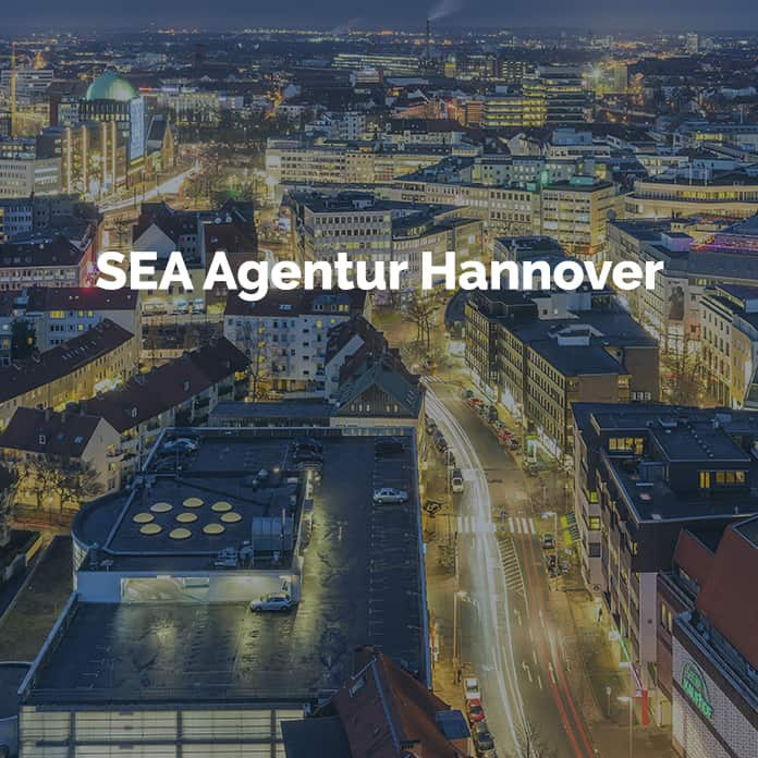 SEA Agentur Hannover - Google Ads & Bing Ads | perfecttraffic.de