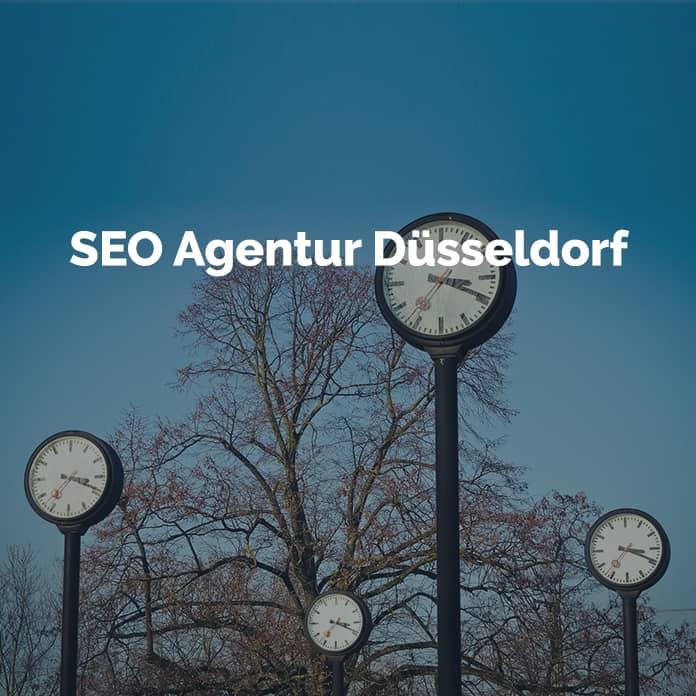 SEO Agentur Düsseldorf - Suchmaschinenoptimierung perfecttraffic