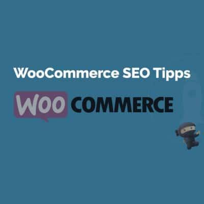 WooCommerce SEO Tipps