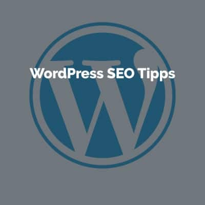 WordPress SEO Tipps