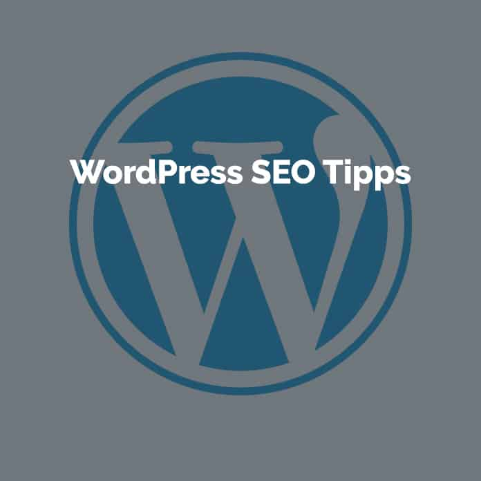 WordPress SEO Tipps