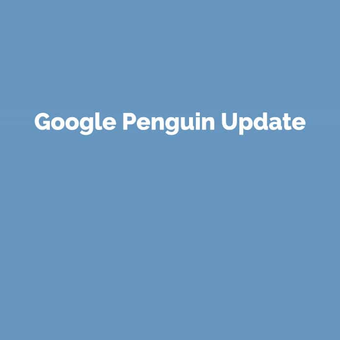 Google Penguin Update | Online Marketing Agentur für SEO & SEA | perfecttraffic.de