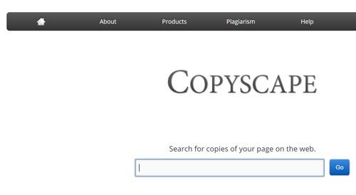 SEO Tools Copyscape