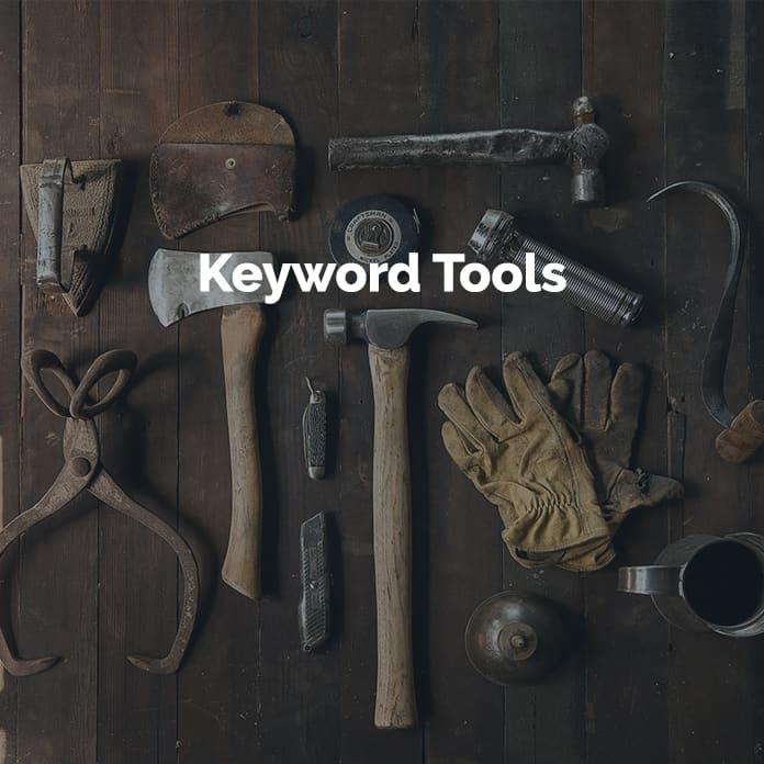 Kostenlose Tools für Keyword Recherche & Keyword Rankings