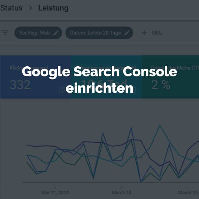 Google Search Console einrichten | Blog | perfecttraffic.de