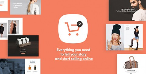 Shopkeeper - eCommerce WP Theme für WooCommerce