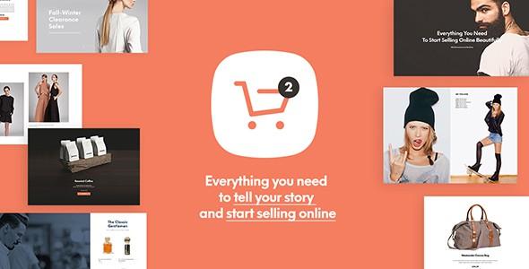 Shopkeeper - eCommerce WP Theme für WooCommerce