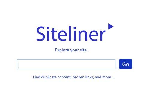 SEO Tools Siteliner